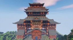 Asian Fantasy Minecraft Project