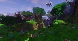 Epic Fantasy World Minecraft Project