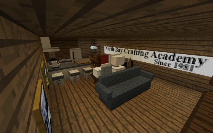 A Secret Staff Breakroom