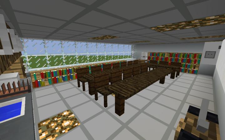A Spare Classroom