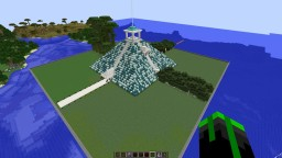 Survival Pyramid Temple Schematic Minecraft Project