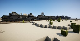 Armoured Trains Minecraft Project