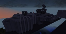 Moonbase complex Minecraft Map & Project