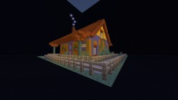 Simple House, Minimal Detail Minecraft Map & Project