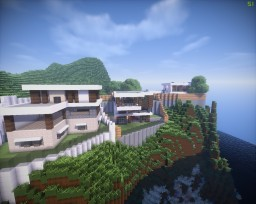 Modern Houses [1.7.10] Minecraft Project