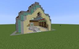 Mumbo Jumbo SLABYRINTH Entrance Hall- Hermitcraft Season 5 Minecraft Project