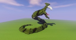 The Snake + Download Minecraft Map & Project
