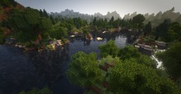 Loch Deán (Survival friendly) Minecraft Project