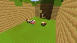 Super mario! - a super mario map Minecraft