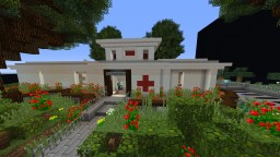 Medical Clinic Minecraft Project