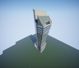 The Residences at The Ritz-Carlton Minecraft Project