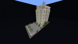 Motel Build Minecraft Map & Project