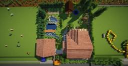 My Own House + Garden Minecraft
