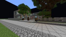 Modern House Build Minecraft Map & Project