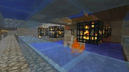 9x9 Compact Iron Golem Farm Minecraft Map & Project