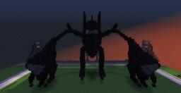 Pokemon Sun and Moon: Necrozma Minecraft Project