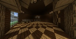 """""""Union Hotel"""" In Flemington Town Minecraft Project"""
