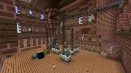 NEW!!!Buildcraft Industrialcraft Map Minecraft Project