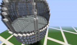 The Dome - 3 Layer Spleef Arena Minecraft Project