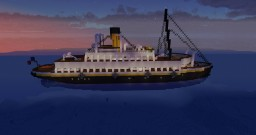 SS TRAFFIC 1911 Minecraft Project