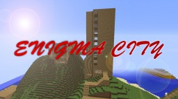 Enigma City Minecraft Map & Project