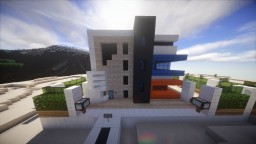 Modern Mansion v2.1.1 by EnderLuis IMPORTANT: install FlowsHD Texturepack (Free2Use) Minecraft Project