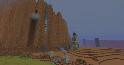 Star Wars: Balmorra (WIP) Minecraft Project