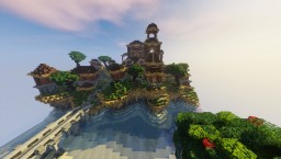 Peaceful village of Junda Minecraft Project