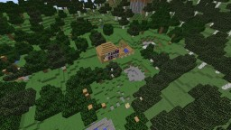 My Own House (Has Stuff Inside) Minecraft Map & Project