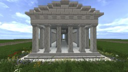 Temple of Hera II Minecraft Project