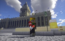 Leeds town hall Minecraft Project