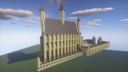 BEST HOGWARTS EVER MADE IN MINECRAFTT!!!!!! Minecraft Project