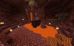Mini Nether Minecraft Project