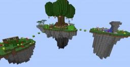Flying Islands - Lobby/Hub Minecraft Project
