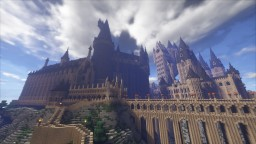 Hogwarts.... Again Minecraft
