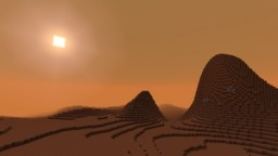 Quest to Mars Minecraft Project