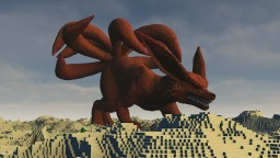Kyuubi the nine-tailed fox [⬇] Minecraft Map & Project