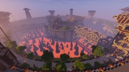 Abadorian Factions Spawn Minecraft Map & Project