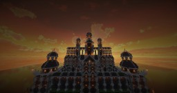 Cross Alaria Palace Minecraft Map & Project
