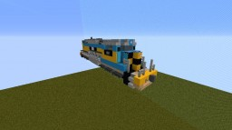 Unstoppable Movie: AWVR 1206 Minecraft Project