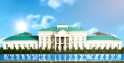 Belweder Palace in Warsaw | Neoclassicism Minecraft Map & Project