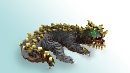Old Lizard Organic Minecraft