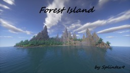 Forest Island Minecraft Project