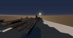 Battleship Tervel Minecraft Project