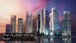 The Hudson Yards Minecraft Project