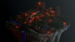 Fields of Battle - Ethyria Lobby Minecraft Project