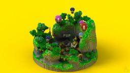 Honey Village Spawn Minecraft