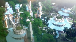 Tiron City Minecraft Map & Project