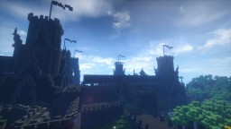 """Swindon"" {Medieval Town & Solo Creation} Minecraft Map & Project"