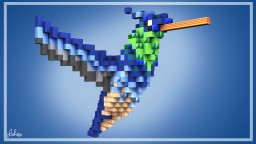 Humming Bird Organic Minecraft Project
